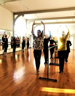 Adult Ballet class - Int/Adv Level by Ballet 4 Life - dance in London