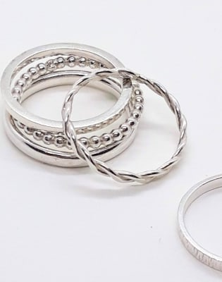 Silver Stacking Ring Making Class by Collette Dawn Jewellery - crafts in London