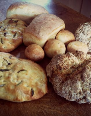 Introduction to Bread Making by The Epsom Bakehouse - food in London