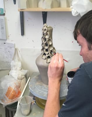 Handbuilding Pottery - 5 Week Evening Course by Camilla Webb Carter - art in London