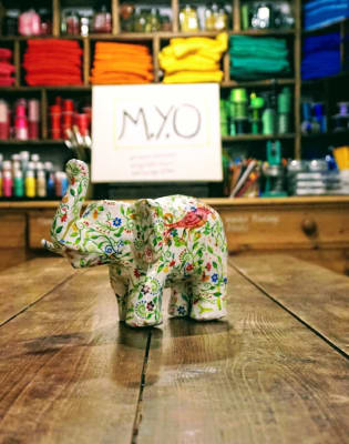 Make Your Own Decoupaged Ornament! (with BYOB) by M.Y.O (Make Your Own) - crafts in London