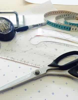 Beginners Bitesize! - Introduction to Pattern Cutting by The Fashion Box - crafts in London