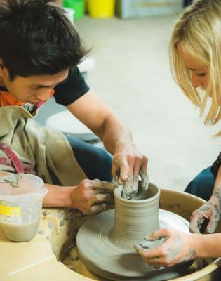 Pottery Taster Workshop by Cernamic - art in London