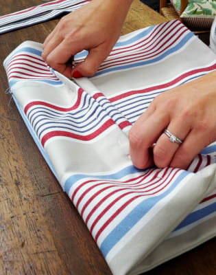Learn to Sew a Totebag by The Old School Club - crafts in London