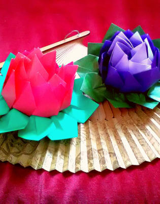 Origami Workshop by Happy Origami Wonderland - crafts in London