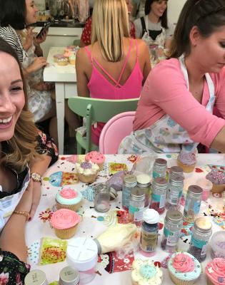Beginner Cupcake Decorating Class by Cookie Girl - food in London