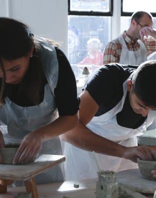 Ceramic Socials with Amanda Cotton (located at Trinity Buoy Wharf) by Trinity Art Studios - art in London