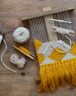 Tapestry Weaving Workshop by Christabel Balfour - crafts in London
