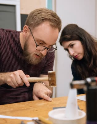 Half Day Intensive Jewellery Making Workshop by Roderick Vere - crafts in London