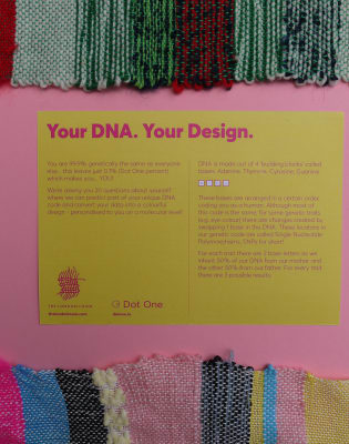 Weave Your Genes! by The London Loom - crafts in London