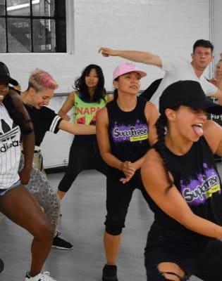 90s Hip Hop Class by SupaFresh - dance in London