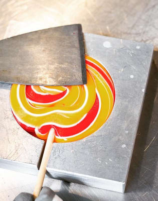Hands-on Lollipop Making Masterclass by Spun Candy - food in London