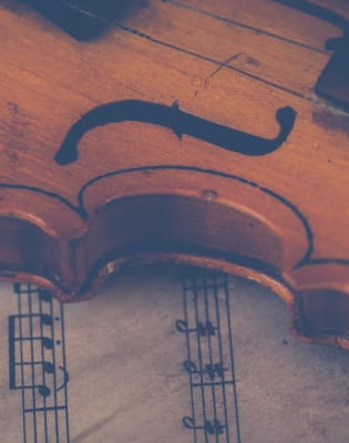 Intermediate Violin Lessons by Jane Gillie - music in London