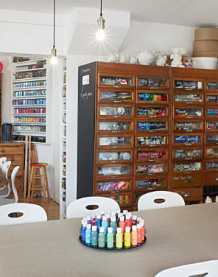 Book some Creative Time in our Creative Studio by M.Y.O (Make Your Own) - crafts in London