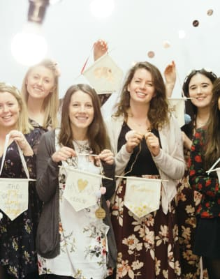 Bespoke Hen Parties by The Makers Studio - crafts in London