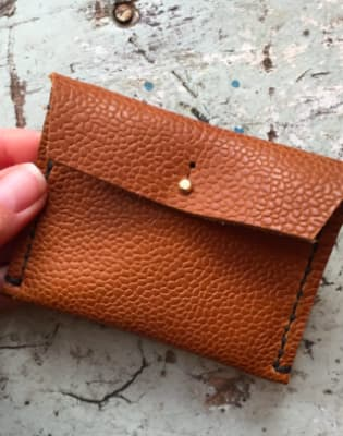 Kids Beginners Leather Workshop by Stag and Bow - crafts in London