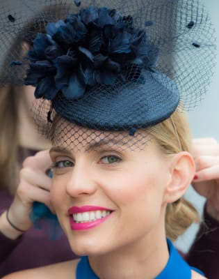 Create a Fabulous Cocktail Hat Using Sinamay - (Weekend Workshop - Beginners/Improvers) by Joanne Edwards Millinery - crafts in London