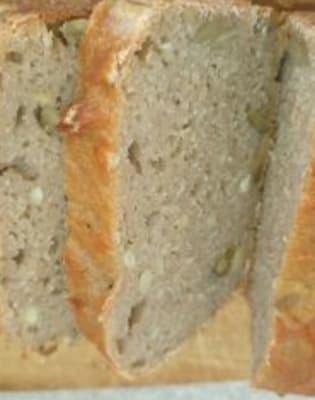 Gluten Free Sourdough by The Fermentarium - food in London