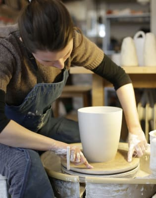 Wheel-Throwing Master Class with Jo Davies by Jo Davies Ceramics - art in London