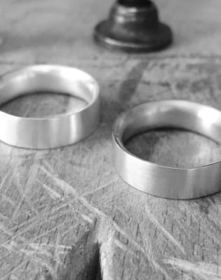 Make a Silver Ring Workshop by Roderick Vere - crafts in London