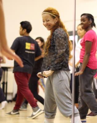 Commercial Street Hip-Hop Dance Class by Lil J Pineapple - dance in London