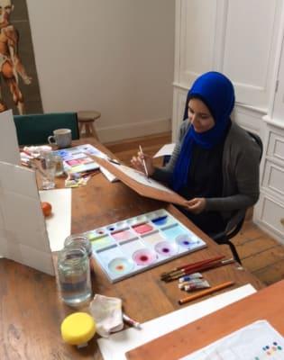 Intermediate Watercolour Course: Taster Session by London Art School - art in London