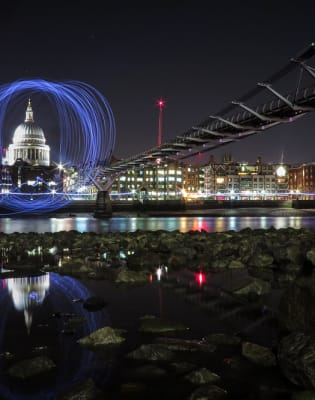 Night Photography by Photography Course London - photography in London