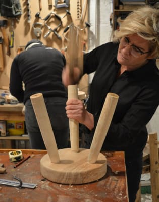 Introduction to Green Woodworking Course by Ben Willis Woodcraft - crafts in London