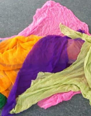 Kids Creative Dance Class by Gemma James - Spitalfields Silk Series - mindfulness-and-wellbeing in London