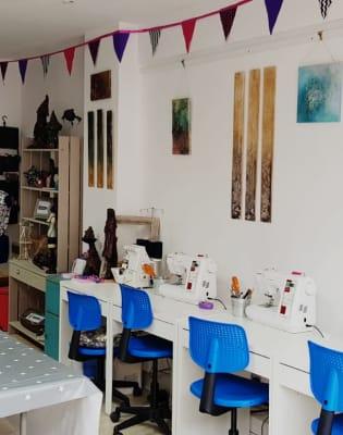 Sew stylish Palazzo Pants by Craft My Day LTD - crafts in London