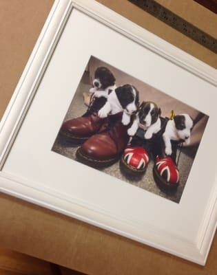 Make Your Own Frame! - Mounting and Cutting, Picture Framing Workshop by DIY Framing - crafts in London