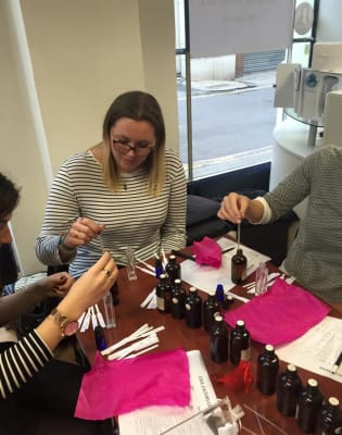 Fragrance Blending Workshop Experience by Seventa Makeup Academy - health-and-beauty in London