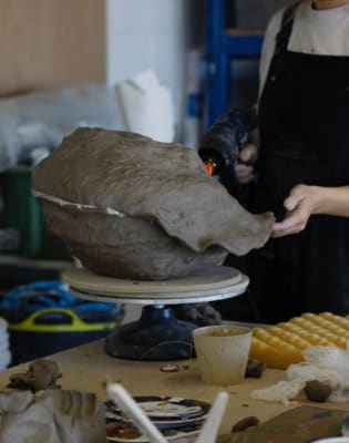Ceramics Workshop: Intermediate Hand-building Ceramics by London Sculpture Workshop - art in London