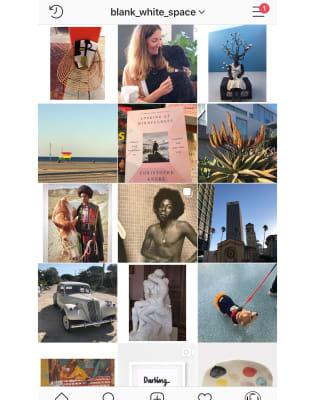 Curate an Instagram Feed that you Love by Blank White Space - business-skills in London