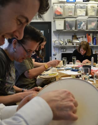 Hand Embroidery: Technique & Play by The London Embroidery Studio - crafts in London