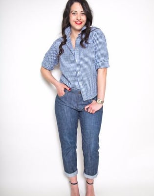 Learn to Sew Jeans by The New Craft House - crafts in London