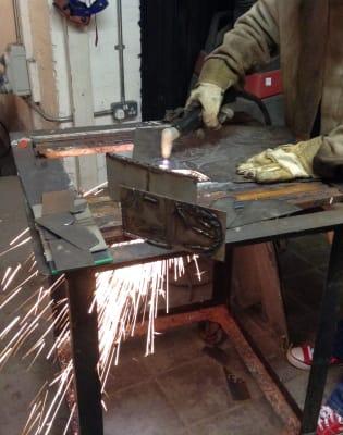 Bespoke Welding Class by London Sculpture Workshop - art in London