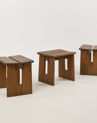 Make a Stool in a Weekend by New School of Furniture Making - crafts in London