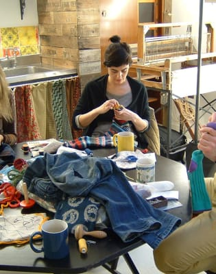 Introduction to Garment Repairs and Alterations with Barley Massey : Morning by Fabrications - crafts in London