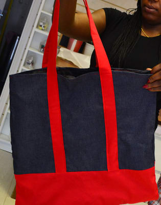 Design and Sew Your Bag from Scratch by Luchi and Ota - crafts in London
