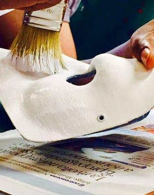 Venetian Mask Making by Craft My Day LTD - art in London