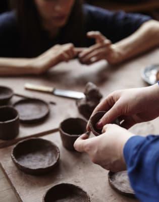 Evening Tableware Taster Session by Kana London - art in London