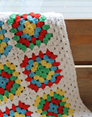 Beginners Crochet: Granny Squares by Tea & Crafting - crafts in London