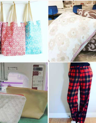 Beginners Sewing Course - Bags and Bits by Craft My Day LTD - crafts in London