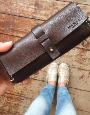 Make your own leather case by Stag and Bow - crafts in London
