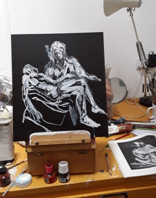 Drawing the Figure (4hr) by Sophie Venturini - art in London