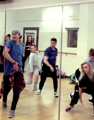 All level Commercial Dance Class by Brendon Hansford - dance in London
