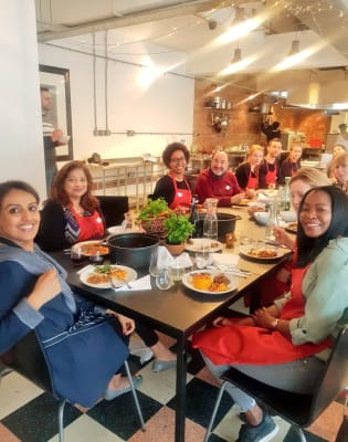 Summer Vegan African Cookery Class by Lerato Foods & Naturals - food in London