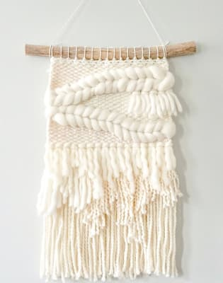 Weaving for beginners - Create your own piece of tapestry by Peanut Butter Dreams - crafts in London