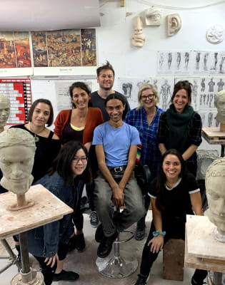 Portrait Masterclass - 2 Day by The Figurative Sculpture School - art in London